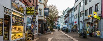 Einkaufen in Erkrath: Innenstadt