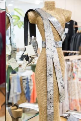 Schu & Mode Reffelmann begeistert auch mit Accessoires wie Gürteln