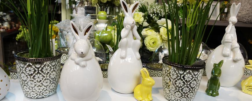 Pflanzen Laukart Hilden: Was zu Ostern und im Frühling angesagt ist