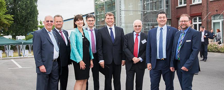 15. Hildener Unternehmertag: Der Flughafen Düsseldorf und seine Bedeutung