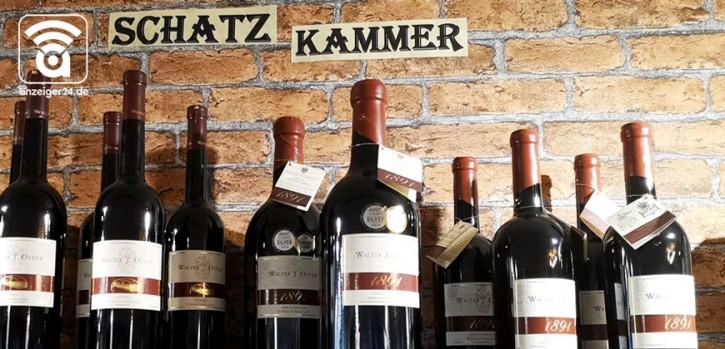 Die Traube verlost Wein-Tasting für 2 Personen