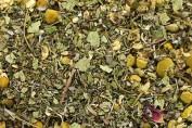 Kräutertee ohne Aromazusätze, 7 Kräuter wohltuend für Hals und Rachen