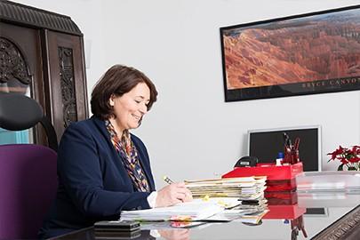 Rechtsanwältin Saskia Teschke