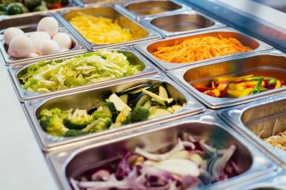 Norbert Riesenbürger hat seinen Catering-Service Feine Küche mit an die Heyestraße verlegt