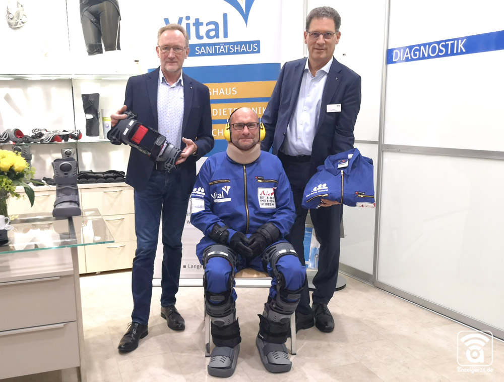 Saniotaetshaus-Vital-Simulationsanzug-AleX-Graf-Recke-Stiftung