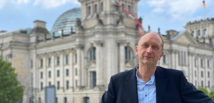 In Berlin angekommen – Politik aus der Opposition heraus gestalten