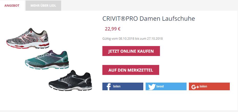 01d5b564d4c302 Crivit Herren Sportschuhe von Lidl. Laufschuhe-Lidl5bd1e778da938