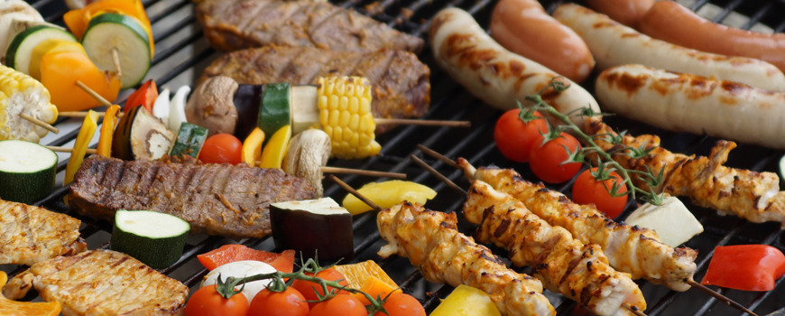 Super-Grill-Samstag bei Selgros