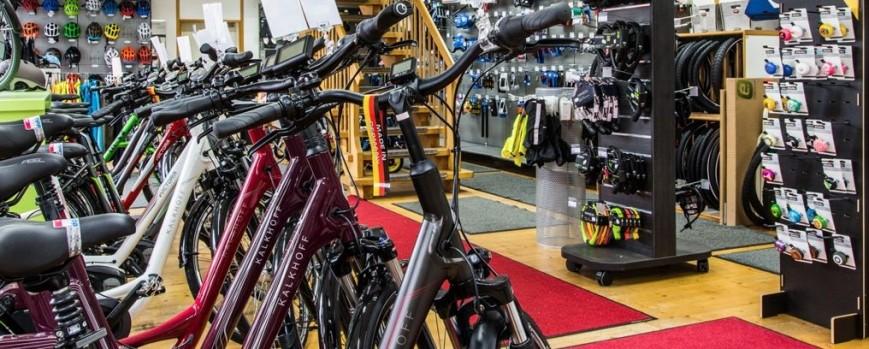Zweirad Kleefisch: Tolles Zubehör macht das Radfahren noch komfortabler