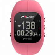 POLAR Multifunktionsuhr A300 Sorbet Pink Heart Rate