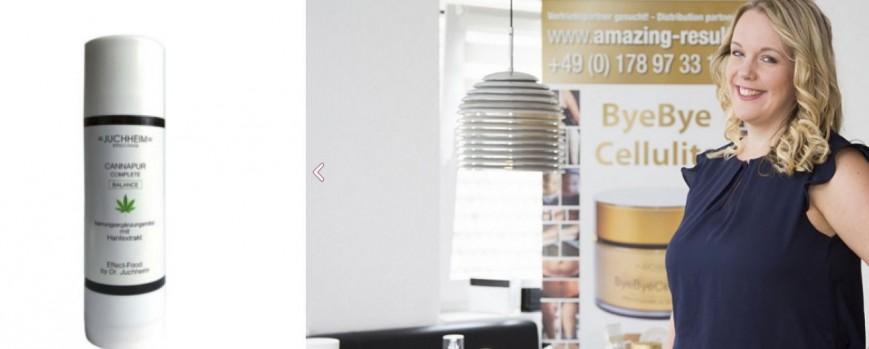 Neues Hanfpräparat von Dr. Juchheim Kosmetik überzeugt auf ganzer Linie