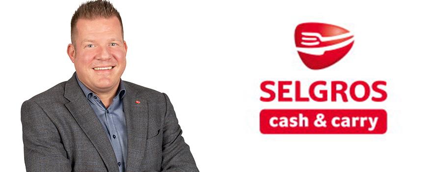 Selgros in Hilden: Markus Riemer ist neuer Geschäftsleiter