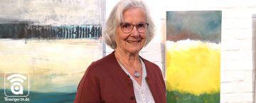 Heinke Sanders im Kunstraum Hilden: Bilder voller Lebensfreude