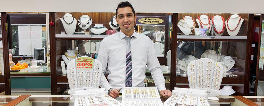 Juwelier Hilden: Ephesus bietet 40% Rabatt auf Trauringe und Diamantschmuck bis Ende 2017