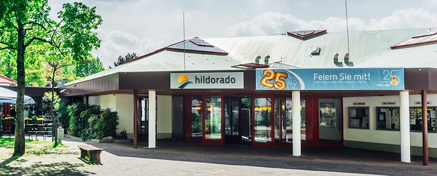 Hildorado wegen Wartung geschlossen