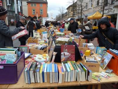 Büchermarkt Hilden Innenstadt
