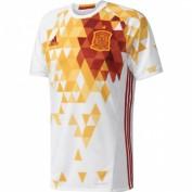 ADIDAS Herren Trikot UEFA EURO 2016 Spanien Auswärtstrikot Replica
