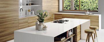 Küchenarbeitsplatten müssen viel bieten