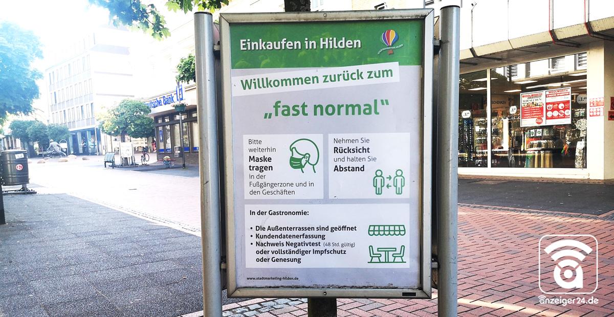 Stadtmarketing-Hilden-neue-Normalitaet