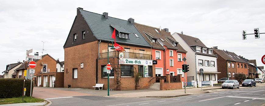 Einkaufen in Rommerskirchen: Die Venloer Straße