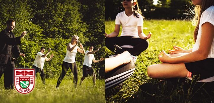 Sportkurse: Balance in Motion und Kids & Teens in Balance