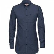 FJÄLLRAVEN Damen Flanellhemd High Coast Flannel Shirt LS W
