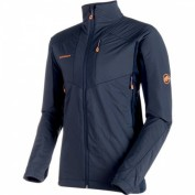MAMMUT Herren Fleece- und Powerstretchjacke Eigerjoch IN Hybrid Jacke Men