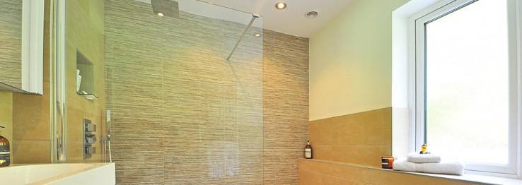 Duschanlage