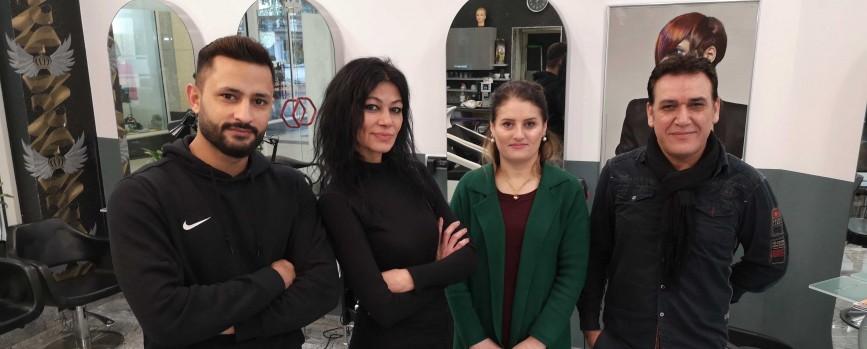 Neueröffnung: Hair Design Isa