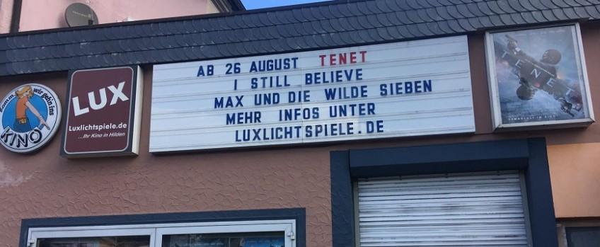 Endlich wieder Kino in Hilden
