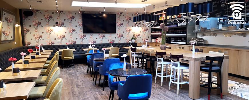 Café Overstolz: Regionale Küche, selbstgemachte Smoothies und Limos