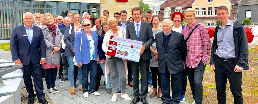 69.000 Euro für 18 gemeinnützige Einrichtungen