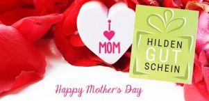 Hilden-Gutschein: Das ideale Geschenk zum Muttertag