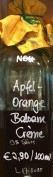 Apfel-Orange Crema, 3% Säure