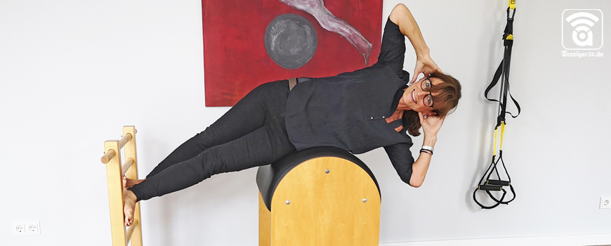Martina Heuel Bewegungsraum: Naturheilkunde, Physiotherapie und Pilates
