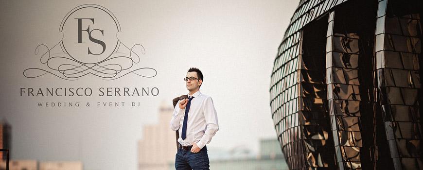 Trefft den Wedding DJ Francisco Serrano bei der Hochzeitsmesse