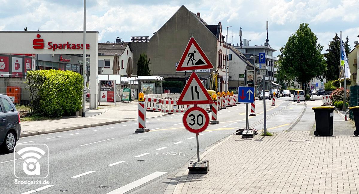 Baustelle-Gerresheimer-Strasse