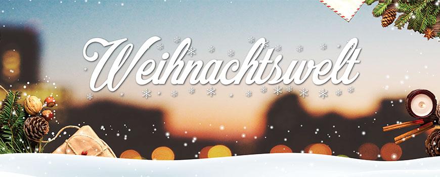 Alles aus unserer Weihnachtswelt