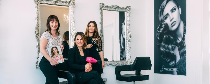 KreHaartiv und Style Coach Tanja Westphal: Gemeinsame Style-Party