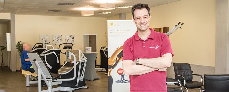 Gesundheitszentrum Wojak Hilden: Mit Bewegung zur Genesung