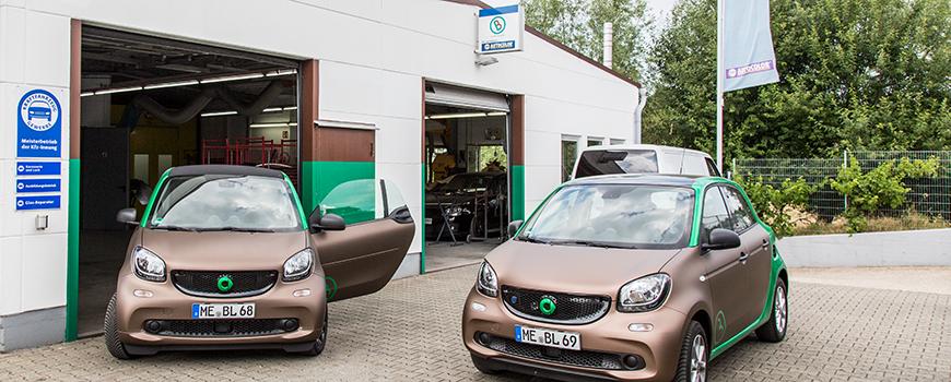 """B&L Carservice GmbH: """"Elektroautos machen Spaß!"""""""