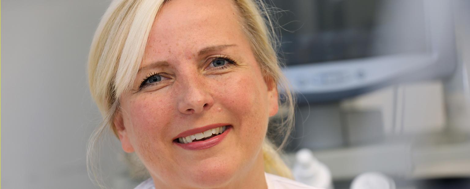 St. Josefs Krankenhaus Hilden: Dr. Livia Küffner leitet Brustzentrum