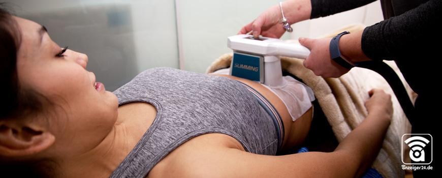Umfang verlieren mit Kryolipolyse – beim Body Specialist