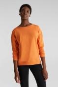 Slub-Sweatshirt aus 100% Organic Cotton
