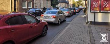 Stickstoffdioxid: Wie belastet ist die Klotzstraße?