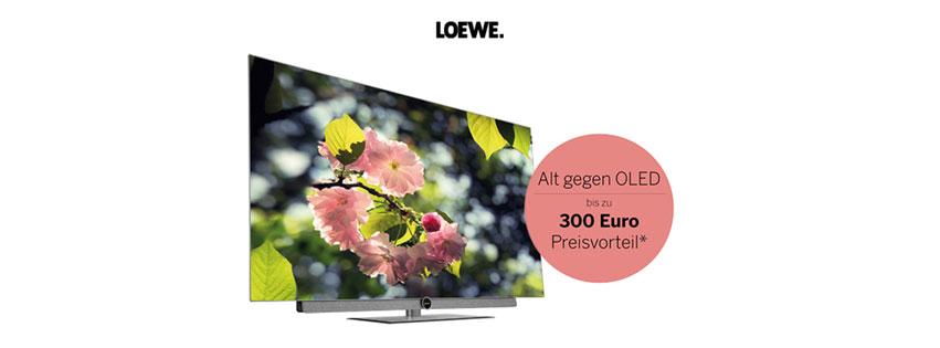LOEWE Frühjahrs Aktion im TV-Fachgeschäft Zieger in Langenfeld