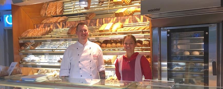 Traditions-Bäckerei Weirauch in neuen Händen