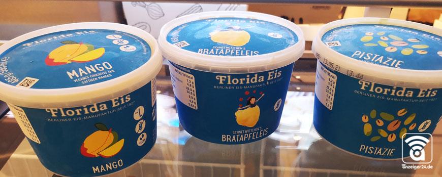 Florida Eis: Gibt's in Hilden bei Rewe Conrad