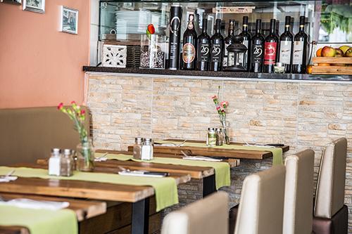 Restaurant Hilden Markt 8