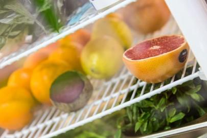Obst und Gemüse ist im Eisberg Cafe Hilden immer frisch